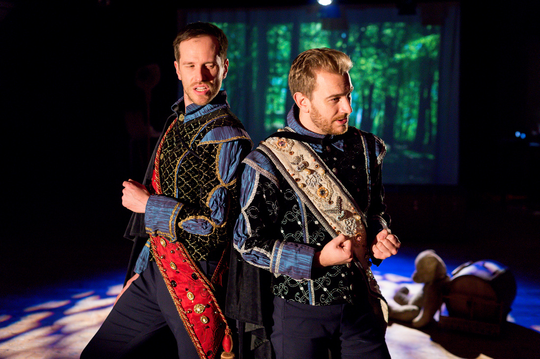 Into the Woods - Prague Shakespeare Company